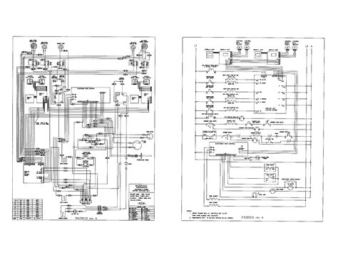 wiring diagram for frigidaire refrigerator readingrat net