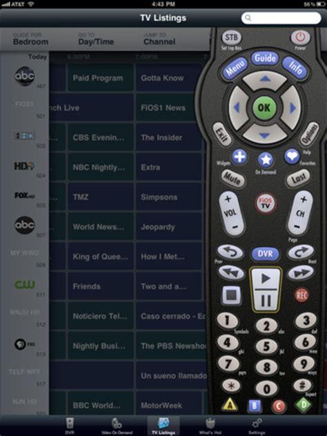 verizon launches fios app  ipad   tv