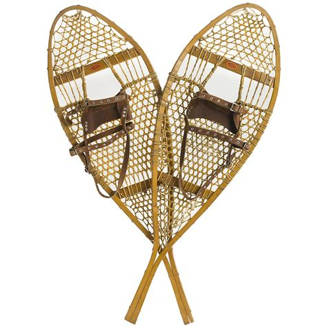 snow shoes all resort furnishings vintage snow shoes save 39