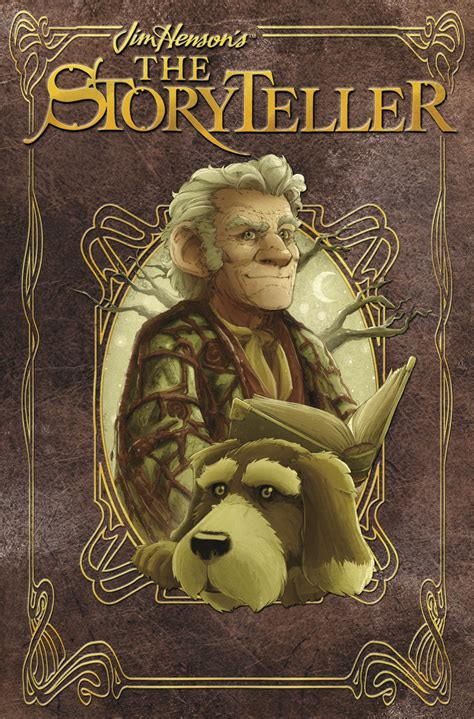 Story Teller preview jim henson s the storyteller volume 1 graphic