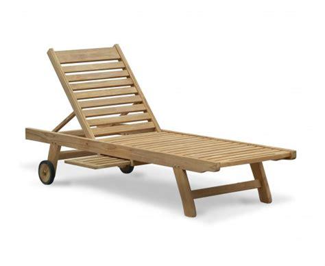 sun chairs wooden sun lounger reclining teak