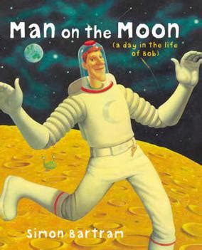 on the moon books on the moon book