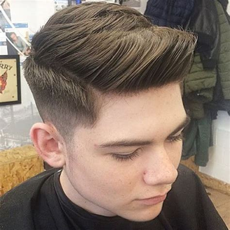 mens haircut with part shaved in master 50 life changing shaved sides haircuts for men