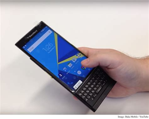 blackberry android mobile blackberry venice android smartphone spotted in on