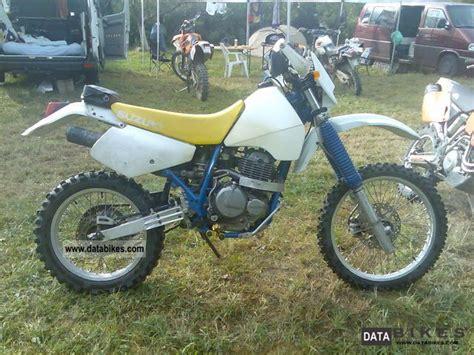 Suzuki 350 Motorcycle 1992 Suzuki Dr 350 N