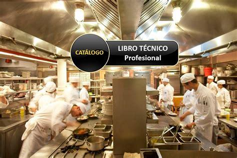 libreria el libro tecnico librer 237 a online chef club libros de cocina profesional