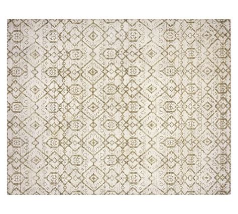 indoor outdoor rugs pottery barn axel printed indoor outdoor rug neutral pottery barn