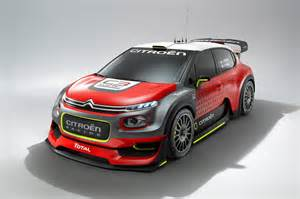 new motor car new 2017 citroen c3 wrc concept unveiled by car magazine