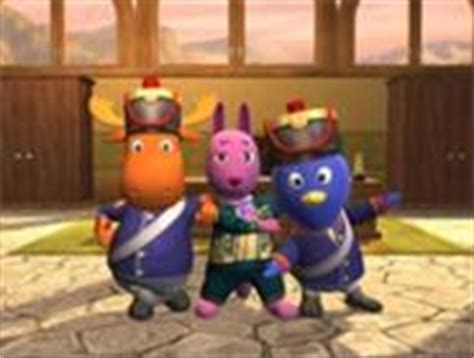 Backyardigans The Masked Retriever The Masked Retriever Images The Backyardigans Wiki