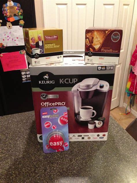 Keurig Coffee Maker Giveaway - keurig officepro coffee maker giveaway and review