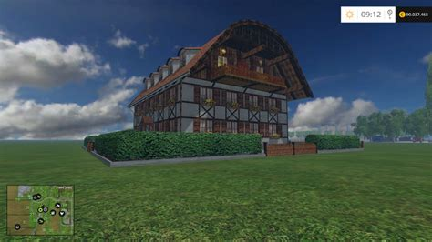 House Of Ls by Farm House V 1 0 Farming Simulator 2017 Mods Farming