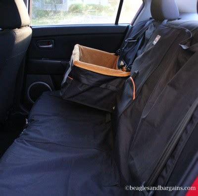 kurgo shorty bench seat cover black hey save 40 at kurgo beagles and bargains