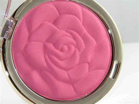 Milani Powder Blush Potion milani powder blush swatches musings of a muse