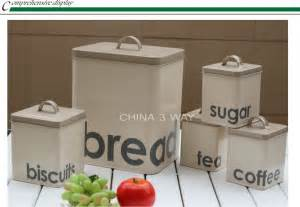 Buy Kitchen Canisters by Lfgb Kitchen Storage Canister Set Buy Canister Set