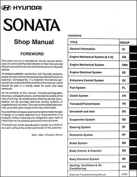 hyundai sonata 1997 service manual auto repair manual forum heavy equipment forums 2002 hyundai sonata wiring diagram 34 wiring diagram images wiring diagrams readyjetset co