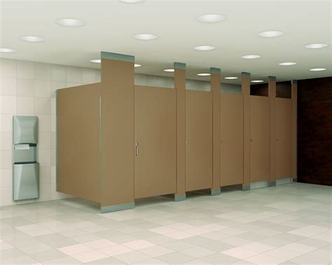 bathroom partition refinishing the most popular material choices for stall dividers for commercial partitions for industrial