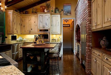 Kitchen Cabinets French Country Style | country building ideas