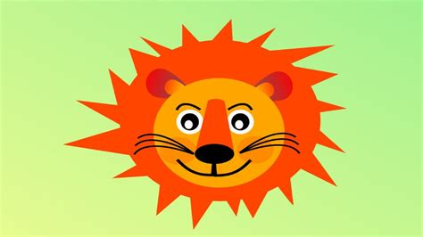 inkscape tutorial animation inkscape lion drawing tutorial youtube