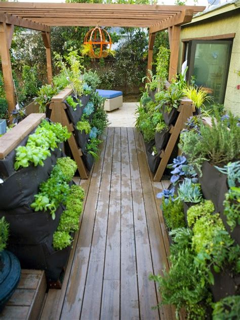 Patio Gardening Ideas Small Gardening In Backyard Patio