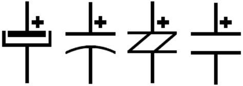 que es capacitor y su simbolo electronismo de borrajo 02 01 2010 03 01 2010