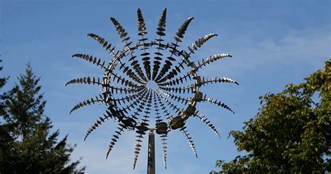 wind art kinetic sculpture colossal