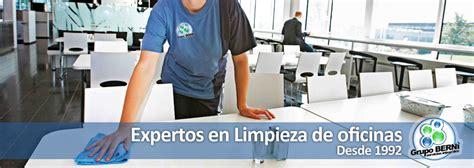 empresas de limpieza de oficinas limpieza de oficinas limpiezas berni