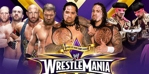 Wwe Wrestlemania 30 Results April 6th 2014 Pwmania | wwe wrestlemania 30 results predictions