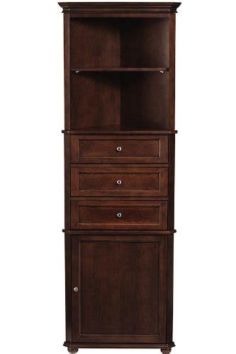 Discount Cabinet Corner by Cheap Hton Bay Corner Linen Storage Cabinet I Sale