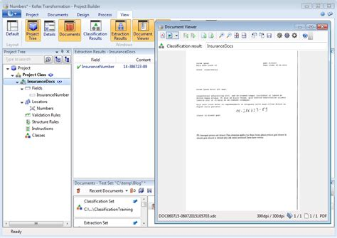 Kofax Ktm Kofax Transformation Modules Ktm Free Form Recognition