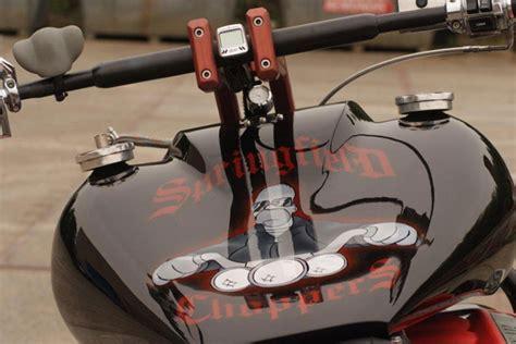 Boss Hoss Motorrad Getriebe by V12 Motorrad Modellnews