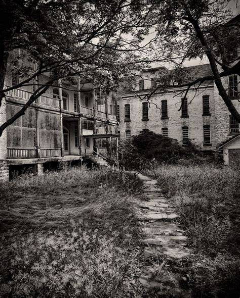 Garden City Hospital Michigan by 387 Best Abandoned Asylums Images On Abandoned
