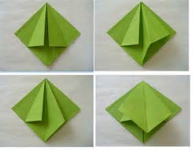 Origami Tree - how to make an origami tree rainforest islands