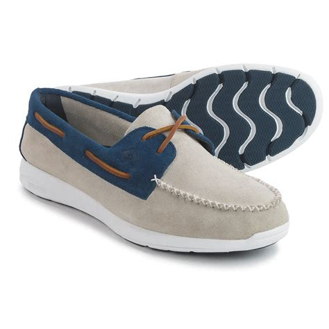 boat shoes sperry sojourn boat shoes for men