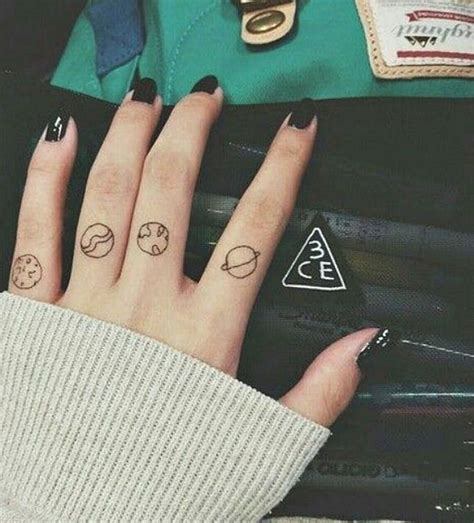 minimalist tattoo finger 15 delicate finger tats that will make you want to get