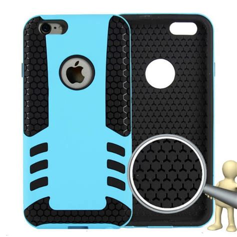 Casing Hp Shockproof Silicone Anti Knock Iphone 5 5s Iphone 5c buy heavy duty silicone gel tpu anti knock rocket for iphone 6 plus bazaargadgets