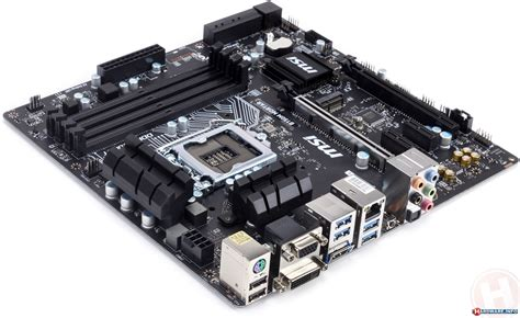 Motherboard Msi B150m Mortar mid range b150 micro atx review five motherboards tested