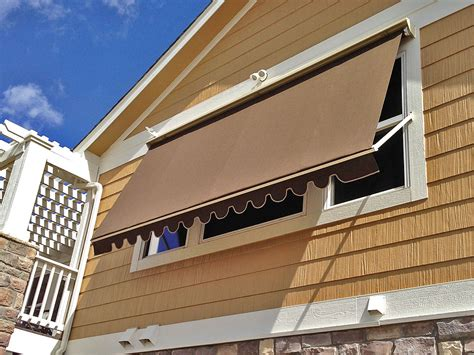 retractable fabric awning robusta heavy duty retractable window awning