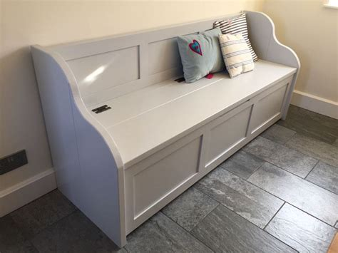 Storage Bench Seat 1000 Ideas About Bench Seat With Storage On Pinterest Kitchen Bench Seating Storage Bench