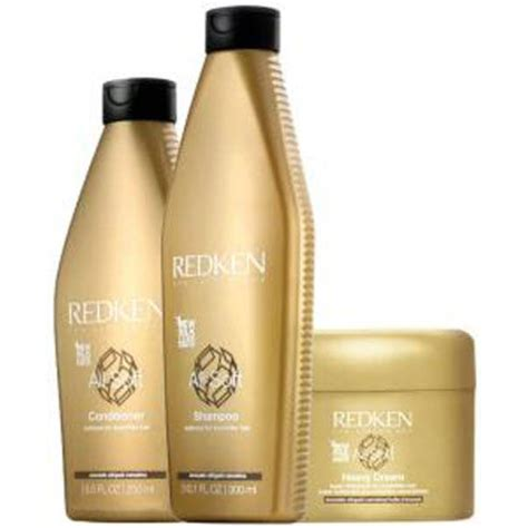 soft hair care redken all soft thick hair care pack 3 products health