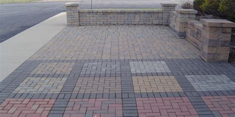 Types Of Pavers For Patio Choosing The Right Types Of Pavers For Pools Paths Driveways
