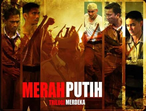 sejarah film merah putih merah putih 2009 movie