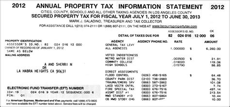 Orange County Property Tax Records Property Taxes Images