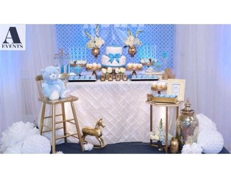 Blue And Gold Baby Shower by Baby Blue And Gold Baby Shower Quot Baby Noah Golden Baby