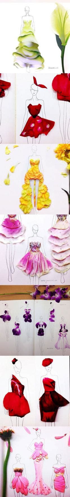 fashion illustration assignments dew beautiful flower nature daisies dewdrops