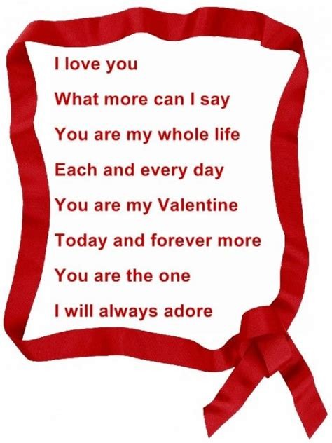 valentines day poems your 25 best ideas about valentines day poems on
