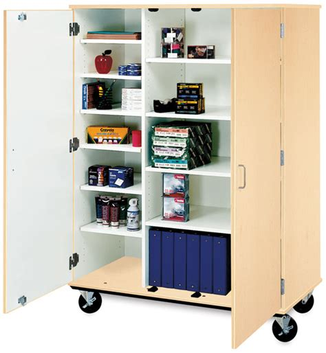 Mobile Device Storage Cabinet by Id Systems Mobile Storage Cabinet Blick Materials