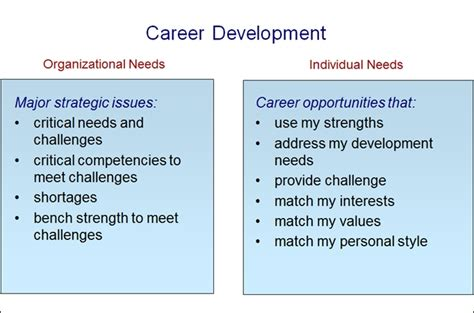examples of resume personal objectives career development goals examples world of examples