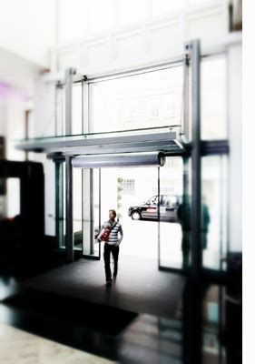 thermoscreens at boxpark & the grange hotel. | andy carver