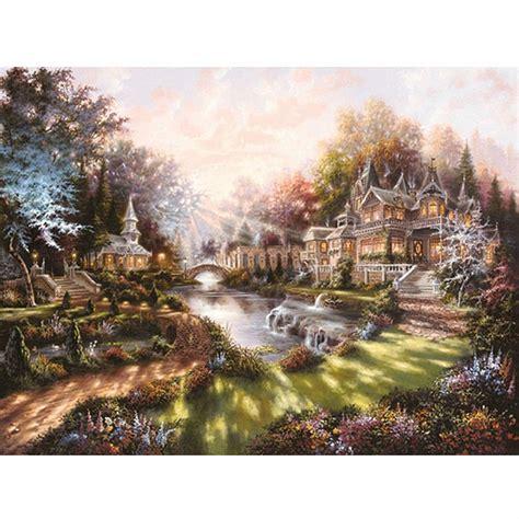 Jigsaw Puzzle Sunset On Llight 1000 jigsaw puzzle 1000 pieces light ravensburger 15944 1000 pieces jigsaw puzzles
