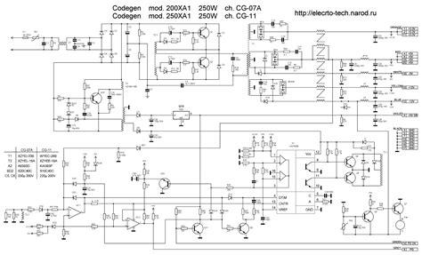 Psu 60a By Perwira Technology diagramasde diagramas electronicos y